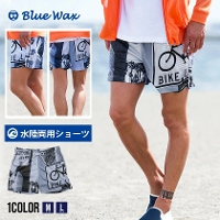 Blue Wax(ブルーワックス)a traffic sign Surf Shorts/全1色↑02