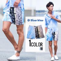Blue Wax(ブルーワックス)streetscape Surf Shorts/全1色↑02