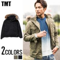 TMT(ティーエムティー)MOLESKINE VARIABLE M-65 JACKET/全2色