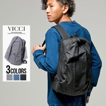 VICCI(ビッチ)変形バックパック/全3色↑01