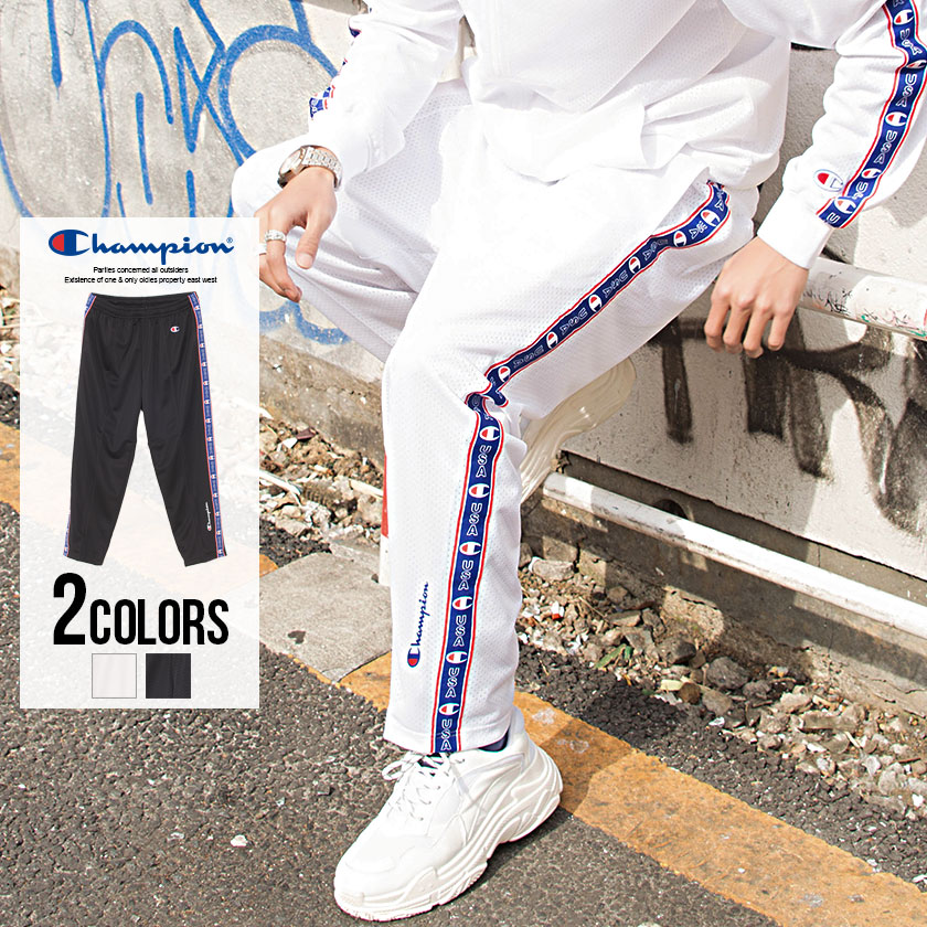 Champion(チャンピオン)LONG PANTS/全2色