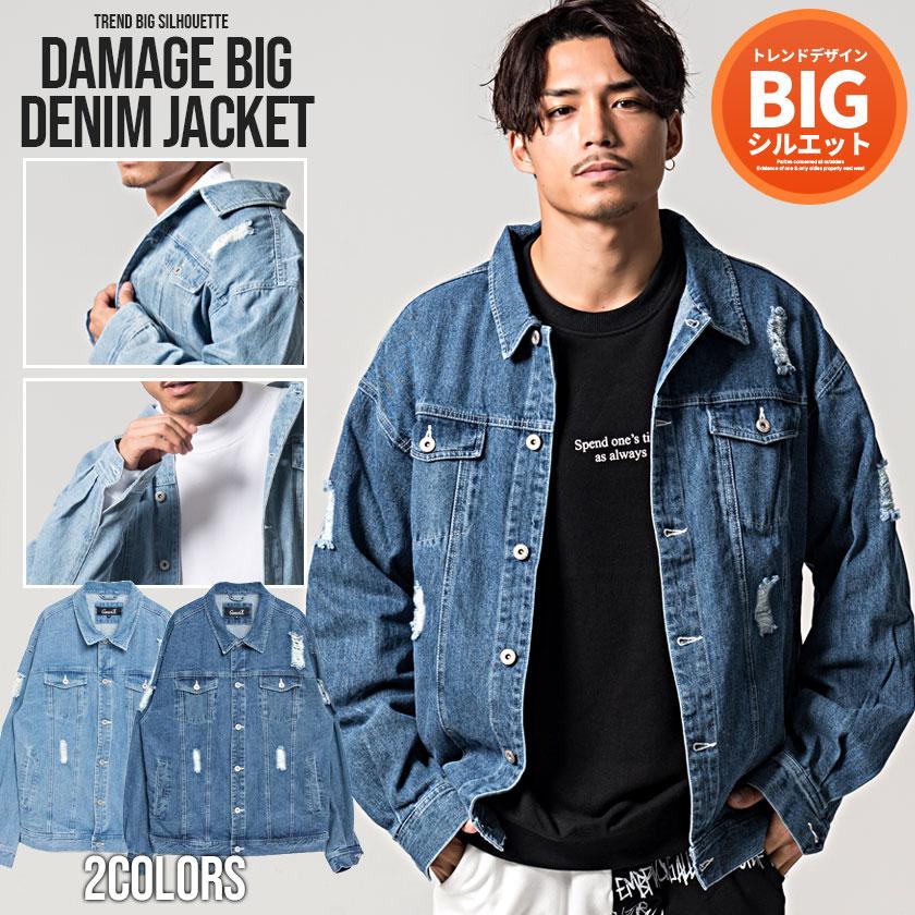 ジャケット デニム