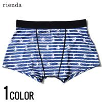 rienda(リエンダ)Marine border menspants/全1色