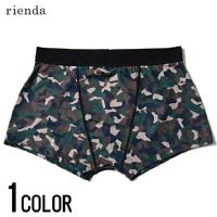 rienda(リエンダ)Camouflage menspants/全1色