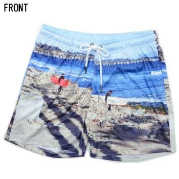 Blue Wax(ブルーワックス)Surfer Surf Shorts/全1色