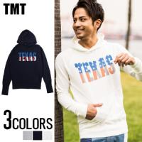 TMT(ティーエムティー)GAZE MINI FRENCH TERRY PULLOVER PARKA (TEXAS)/全3色
