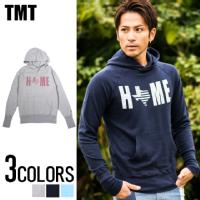 TMT(ティーエムティー)ELPASO FRENCH TERRY PULLOVER PARKA (HOME)/全3色
