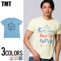 TMT(ティーエムティー)S/SL19/1RAFIJERSEY(BEACHPARTY)/全3色
