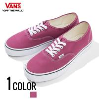 VANS(バンズ)Authentic Dry Rose/True White/全1色