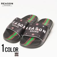 REASON(リーズン)DIAMOND PRINT SLIDES/全1色