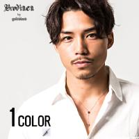 Brodiaea by goldblood(ブローディアバイゴールドブラッド)スチールスプリットポイントネックレス/全1色