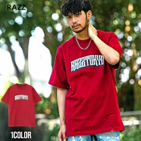 RAZZIS BIG LOGO Tee / 5colors